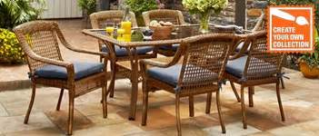 Outdoor Patio Furniture Home Depot Patio Furniture Outdoor Dining Sets