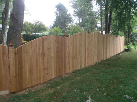 backyard wood fence wood fence designs for your yard outdoor living inc