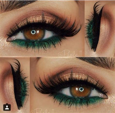 8 Prettiest Eyeshadows by 25 Best Ideas About Green Eyeshadow On Green