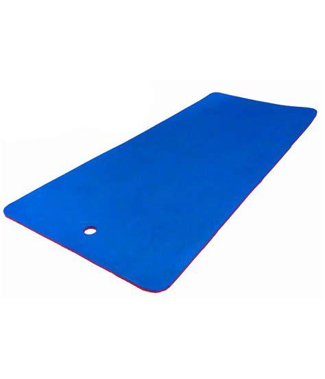 Mat 10mm Blue airlight mat rubberised mat 10mm blue buy