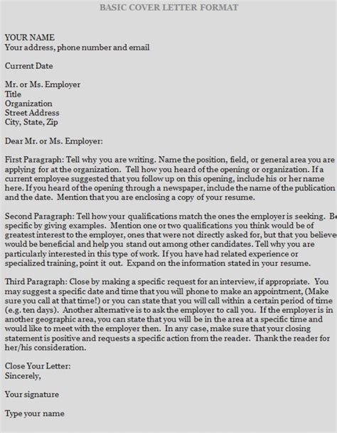 college admissions cover letter college application cover letter