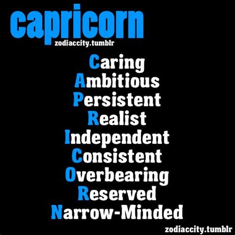 capricorn astrology zodiac signs tune into your