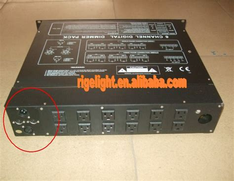 stage light dimmer controller stage light controller 6ch dmx dimmer pack buy 6 channel