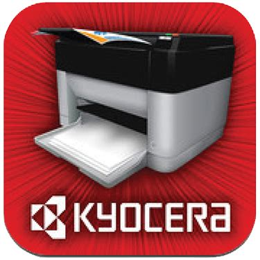 kyocera mobile print aplicativo para impress 227 o e