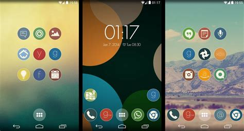 free icon packs for android 15 best free icon packs for android the android soul