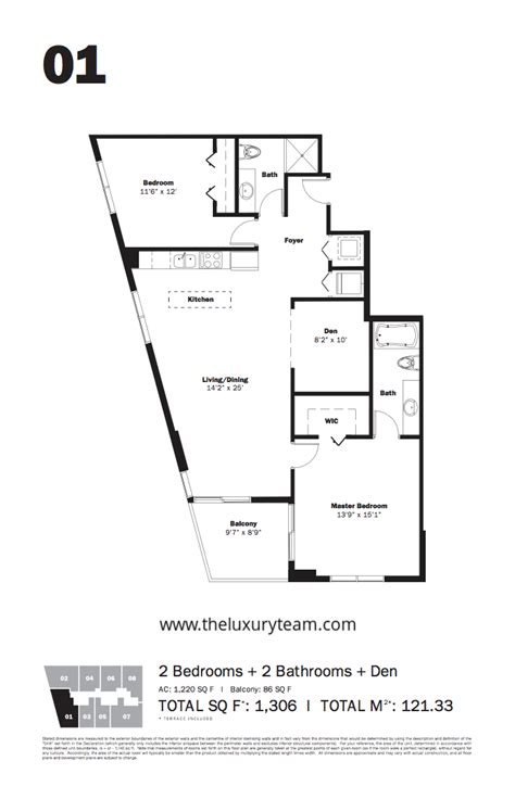 my floor plan my brickell tlt realtors