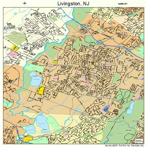 where is livingston on a map livingston nj pictures posters news and on your
