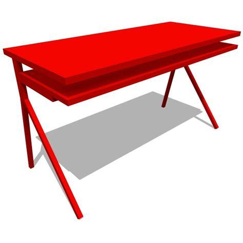 Dot Desk by Dot Desk 51 10372 2 00 Revit Families Modern
