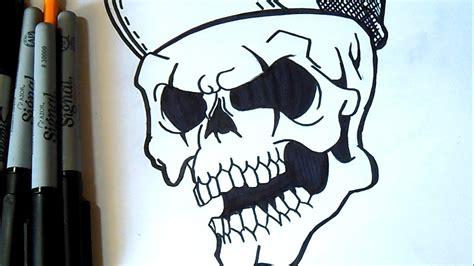 imagenes de calaveras hip hop c 243 mo dibujar un craneo graffiti valvedesignz art by