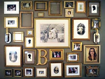 how to arrange pictures on a wall without frames reinvent your antique picture frames rare finds is a