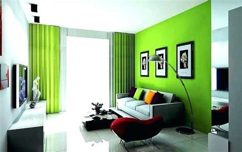 ide  warna cat hijau kecoklatan