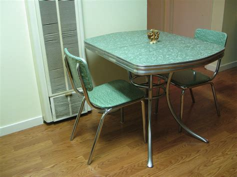 retro formica kitchen table three quarter our new