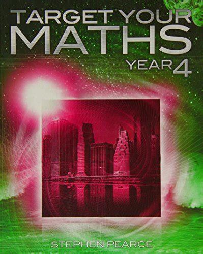 target your maths year 5 elmwood education target your maths year 4 year 4 ebay