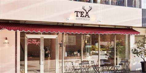 la tea room la発のティールーム alfred tea room が日本初上陸 ニュース cafe company