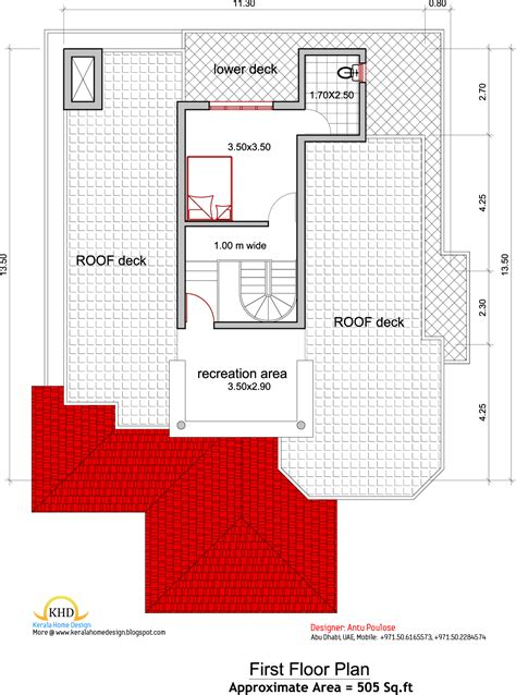 house plan and elevation 2165 sq ft home appliance