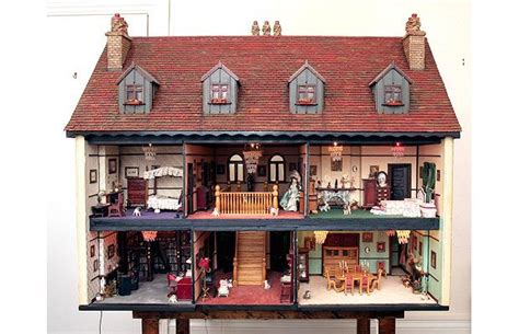 dollhouse 7 year 163 50 000 for dolls house that took 15 years to build