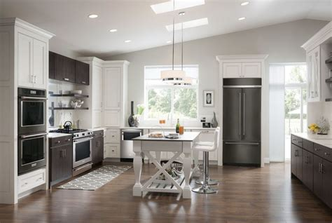 Modern Kitchen With Black Appliances Kitchen Appliance Color Trends 2016 Loretta J Willis Designer
