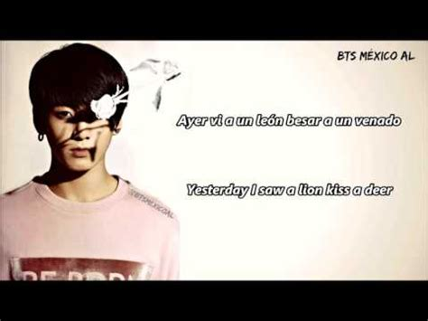 bts lost lyrics sub esp eng lyrics jungkook bts lost stars cover