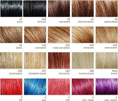 latest hairstyles color chart hair color chart new leaf best hair color 2017