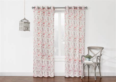 kmart curtains window treatments national watercolor window panel pair home home decor