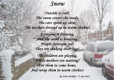 snow day quotes and sayings quotesgram