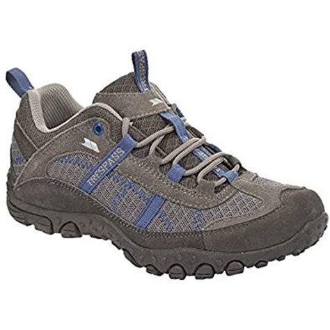 trespass womens fell lightweight walking shoes