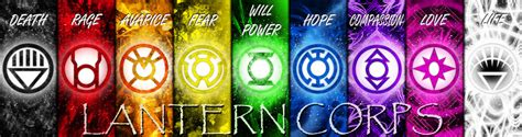 lantern corps colors lantern corps colors gallery