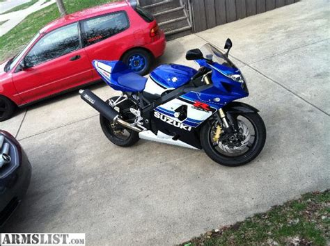 2005 Suzuki 750 Gsxr For Sale Armslist For Sale 2005 Gsxr 750