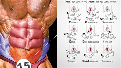 three simple exercises to work your lower abdominals
