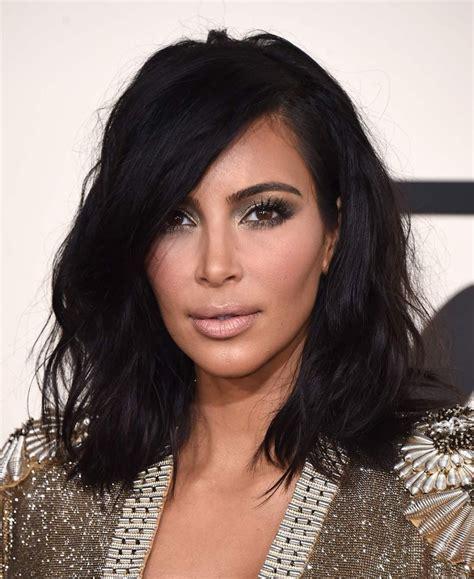 el nuevo corte de kim kardashian los cortes de moda para