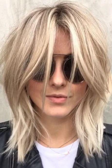 Neue Frisuren Mittellang by Stufenschnitt Bob