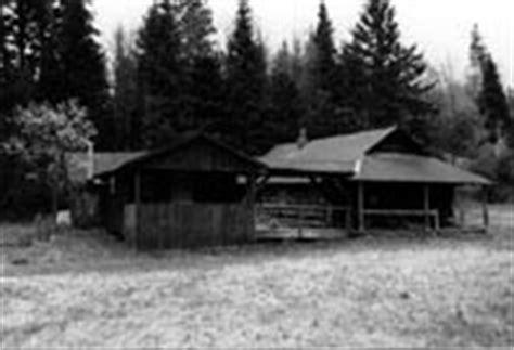 Dartmouth Grant Cabins pete blodgett cabin