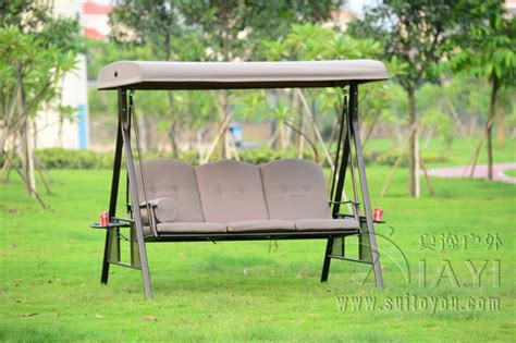 covered swing bench deluxe outdoor hanging swing chair garden hammock patio