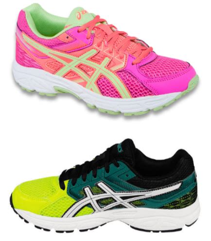 toddler athletic shoes sale kid s asics gel contend running shoes 24 99 shipped