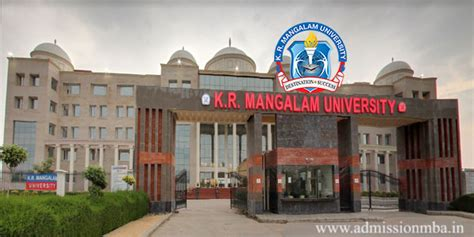 kr mangalam university gurgaon admission fees courses