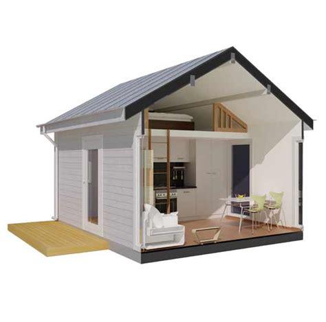 Loft In A House by Attefallshus Modern Loft 1 Modern Design Attefallshus