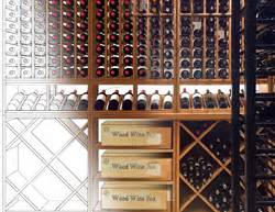 sketchup layout wine kessick wine storage systems announces the release of