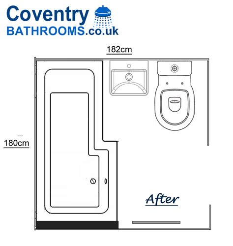 l shaped bathroom plans l shaped shower bathroom in home on lime tree ave coventry