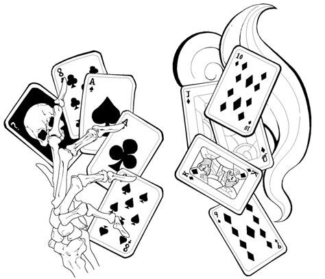 template of drawings designs for cards card tattoos by deadmansreel on deviantart
