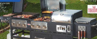 outdoor gourmet triton supreme grill shared from flipp outdoor gourmet pro triton supreme 7