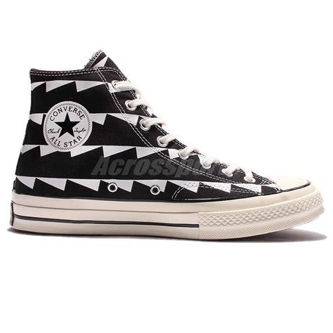 Converse Ct Hi 70s 1970s Original Black White converse chuck all hi top 70 1970s black white mens shoes 149439c ebay