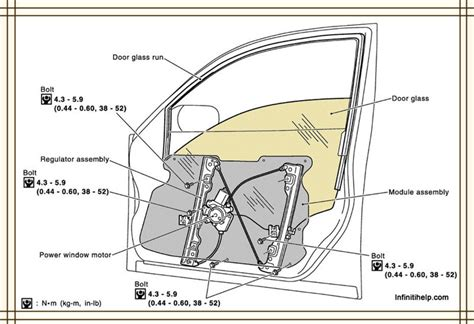 car power window diagram 24 wiring diagram images
