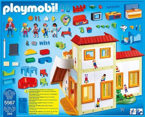 playmobil 5567 kita