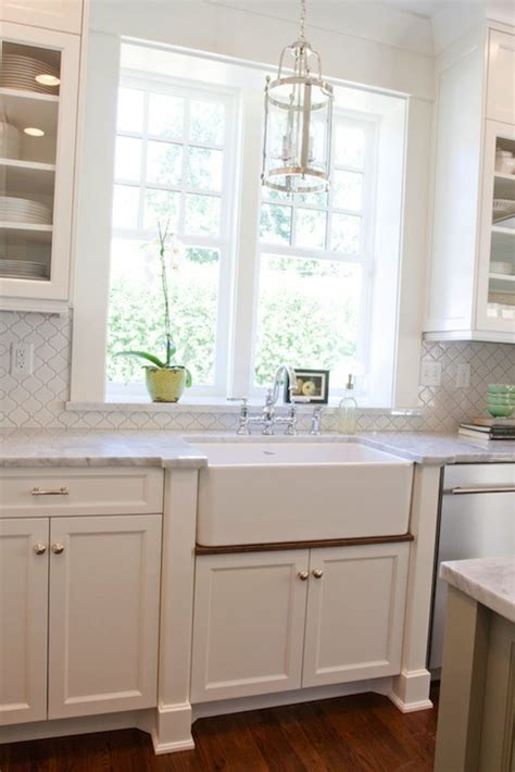 White Porcelain Backsplash by Overstock Moorish Somertile White Porcelain Mosaic Tiles