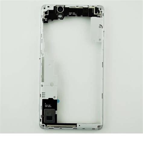 Buzer Sony E5303 E5306 E5353 Xperia C4 E5333 E5343 E5363 carcasa intermedia con lente para sony xperia c4 e5303