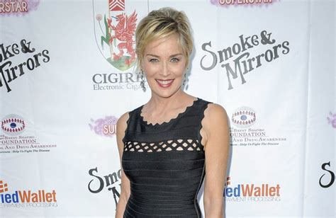 sharon stone michael wudyka dating actress rumored to no casual sex for sharon stone