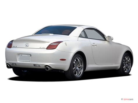 lexus coupe 2006 image 2007 lexus sc 430 2 door convertible angular rear