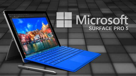 Microsoft Surface Pro 5 surface pro 5 release date mwc 2017 with 4k display