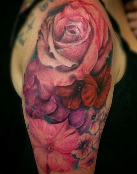 tattoo gainesville fl 1000 ideas about flower arm tattoos on arm
