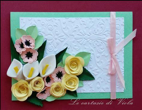 biglietti con fiori biglietto partecipazione con fiori feste matrimonio